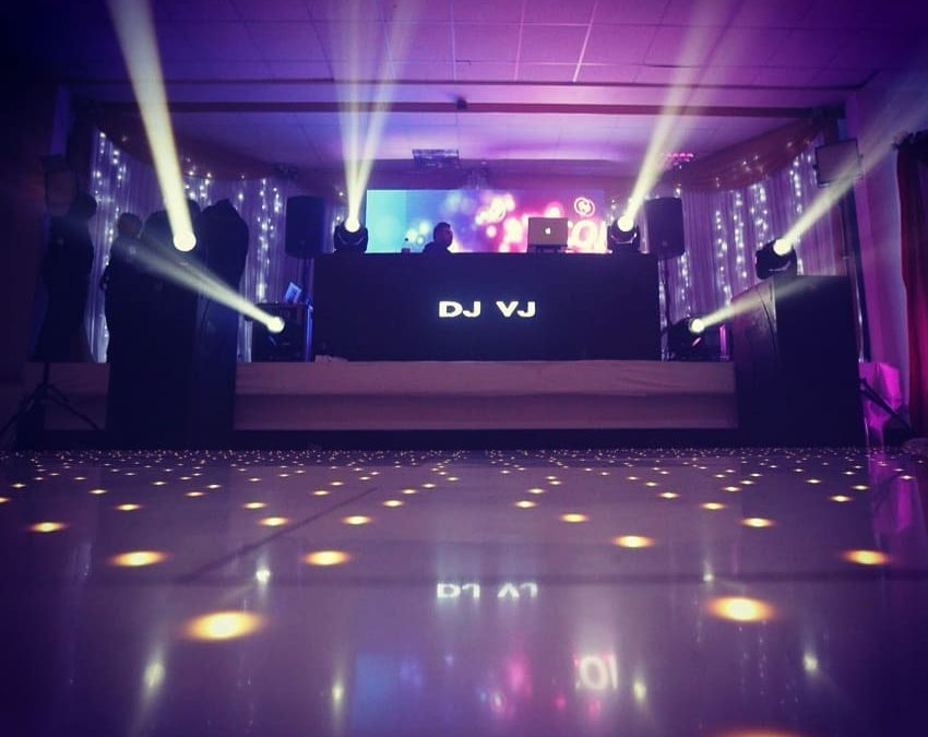 DJ VJ Roadshow invests in the latest LED Motion Video cloth